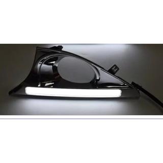 7代CAMRY導光板日行燈