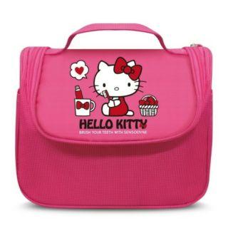 舒酸定Hello Kitty聯名盥洗包