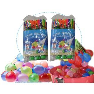 【大有運動】熱銷破千 水球神器 魔術灌水球 MAGIC BALLOONS 快速灌水球 丟水球