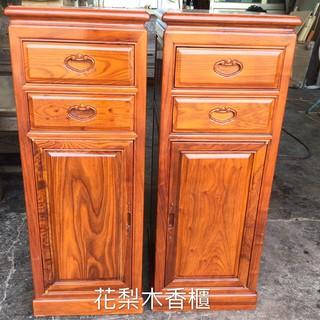 神桌 神明桌 公媽桌 祭祀桌 高3尺5 花梨木香櫃