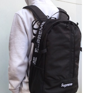 現貨 18SS Supreme Backpack 44TH 後背包 44代 黑