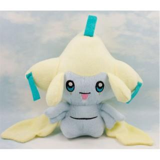 寵物小精靈口袋妖怪神奇寶貝 動漫娃娃毛絨公仔玩具 基拉祈