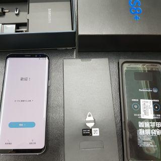 強尼拍賣~Samsung Galaxy S8 Plus / S8+ 幾乎全新空機店長的手機出售