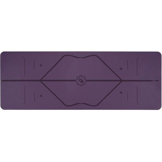 全新 Liforme 紫色瑜珈墊 Purple Earth Mats (含原廠背袋)