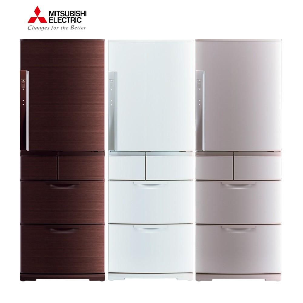 MITSUBISHI 三菱 525公升日本製五門變頻電冰箱 MR-BXC53X