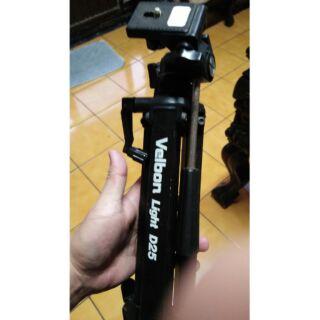 台北 面交 相機 二手 三腳架 單眼相機 velbon 小腳架 中型