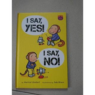 I Say Yes! I Say No! (精裝)