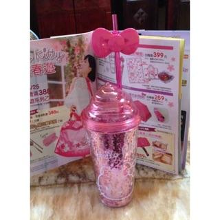 康是美 Hello Kitty 浪漫春遊 閃閃發光杯