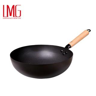 LMG 長野不沾熟鐵鍋