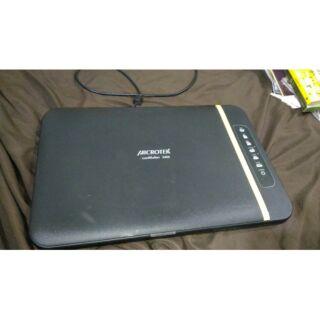 全友 ScanMaker i2400 超輕薄掃描器