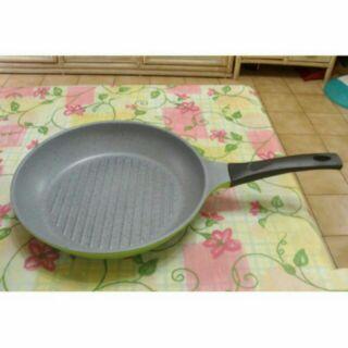 韓國原裝chef run超輕量鈦金鍋(28cm平煎鍋,670g)