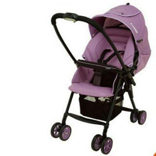 Combi  康貝 combi  well comfort  超輕量4.6kg 嬰兒車  手推車  寶寶 推車