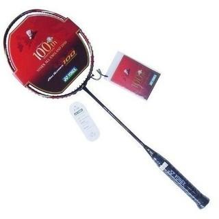 YONEX尤尼克斯羽毛球拍 弓箭100羽球拍 ARC-100 全英賽 100周年紀念版