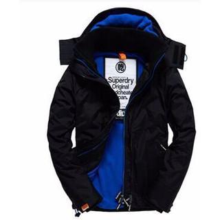 SUPERDRY極度乾燥男款風衣加厚夾克外套 S-XXL