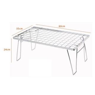 [CWG] 可摺疊鐵網桌架