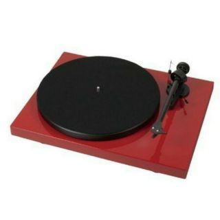 【Zeng專賣】Pro-Ject Audio Debut Carbon Phono USB 黑膠唱盤 紅色