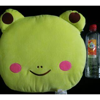 青蛙造型暖手枕 午安枕 青蛙 娃娃 玩偶 大眼蛙 暖手抱枕 台南可面交