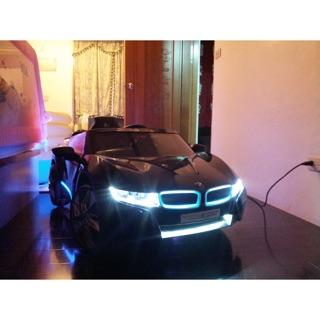 BMW i8雙驅兒童電動車有遙控器