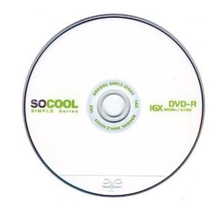 《定期備份不斷片》SOWILL DVD-R/DVD+R 16X 100片 中環製造