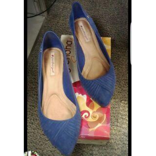 grendha楔型鞋
