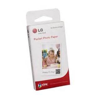 年終特賣> LG Pocket Photo PD251 PD239相紙PS2203口袋相印機 專用相片紙30張