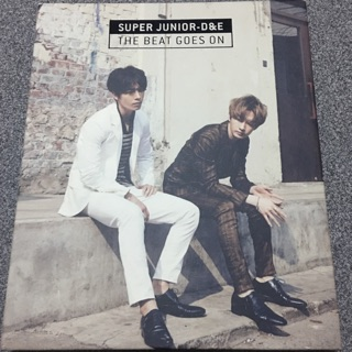 D&E The beat goes on 韓專