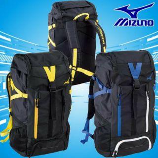日本MIZUNO美津濃多功能後背包裝備袋-連線商品