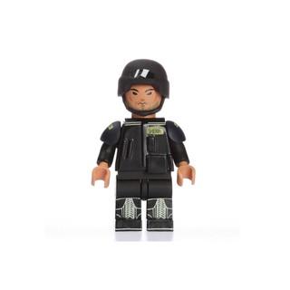 Ultimate Soldier ─ SWAT Sheriff ─ 第三方人偶 樂高相容