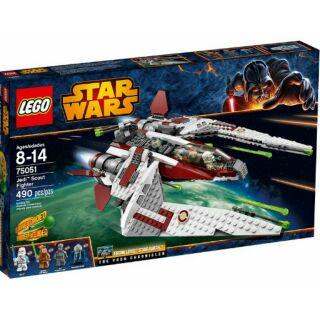 【假日車庫樂高】  LEGO 樂高 《Star Wars》75051 Jedi Scout Fighter