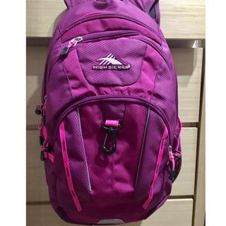 High Sierra Backpack 多功能後背包