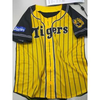 全新阪神虎球迷版條紋球衣 Hanshin Tigers甲子園球場門票 虎迷必備