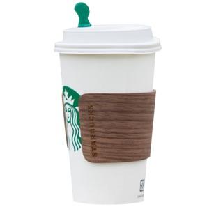 送環保杯♻️星巴克曲木隨行杯套 隔熱杯套 外帶杯用 Starbucks (另有保溫瓶 保溫杯 馬克杯 不鏽鋼杯 咖啡杯