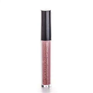 英國空運Makeup revolution amazing lip gloss  nude 光彩裸色唇蜜