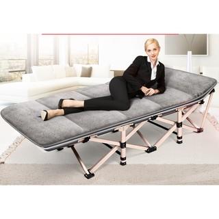 午憩寶折疊床單人躺椅折疊午休簡易床午睡床辦公室陪護成人行軍床