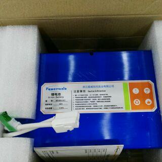 超威48V12AH鋰電池