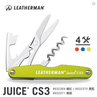 Leatherman JUICE CS3 工具