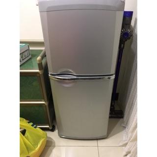 雙門小冰箱(自取)