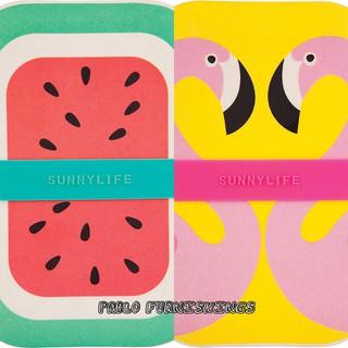 [ Pablo ] Sunnylife 環保無毒便當盒 Watermelon Flamingo eco lunchbox