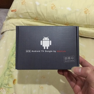 A18 Android TV Dongle by AboCom 友旺科技 四核心 安卓 智慧電視棒 HDMI