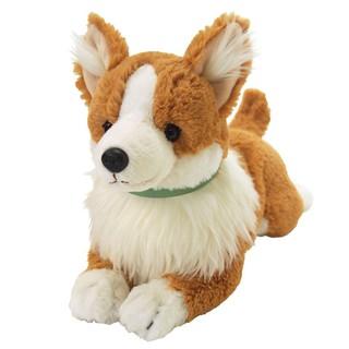 [預購]。米拉諾雜貨屋。sunlemon趴趴膝枕動物系列玩偶-狗狗M尺寸