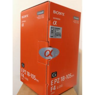 SONY SELP18105G 18-105 台灣公司貨 18105G