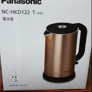國際牌電水壺~茶色。NC-HKD122 T