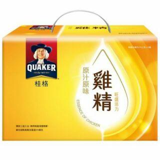 全聯預購商品 桂格原汁原味雞精盒裝18瓶 預購商品 無現貨