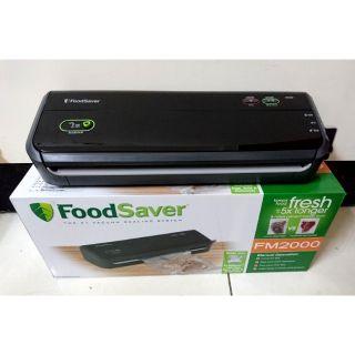 *美國Foodsaver FM2000*家用真空包裝機/二手便宜賣/贈真空袋一捲