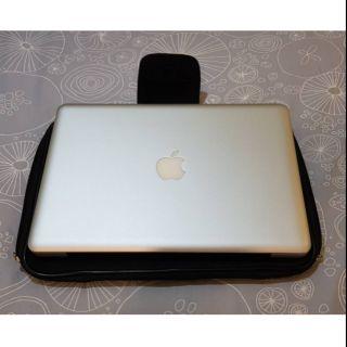 16G記憶體 Macbook Pro 13吋 16G/240G SSD 2011年 機身9成8新 功能超順