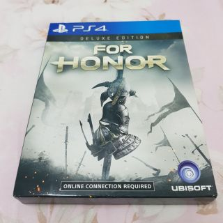 PS4 榮耀戰魂 FOR HONOR 中文限定版