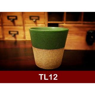 法式彩釉陶器花盆 花器 盆栽 TL12