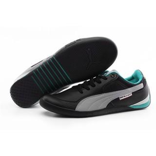 PUMA BMW motorspotDRIFT CAT 6 SF NM休閒鞋賽車鞋 運動鞋儷陽行黑灰湖水綠40-45