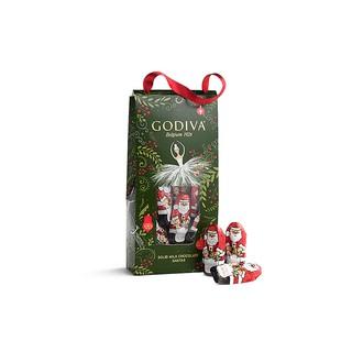 GODIVA牛奶巧克力聖誕老人禮盒(15入)