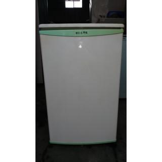 [中古] 東元 91L 單門冰箱 小冰箱 冷藏小冰箱 套房冰箱 台中大里二手冰箱 台中大里中古冰箱 修理冰箱 維修冰箱